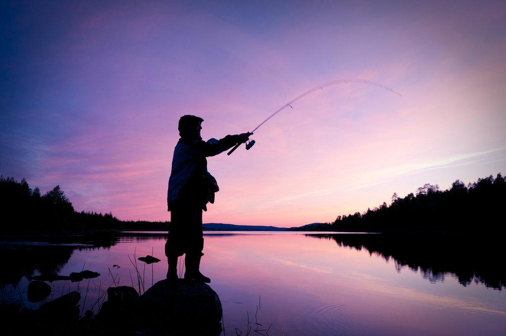 pesca noturna