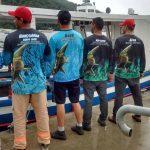 X camisetas personalizadas de pesca