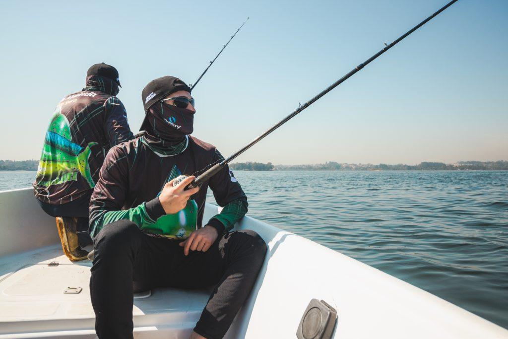 erros na pescaria