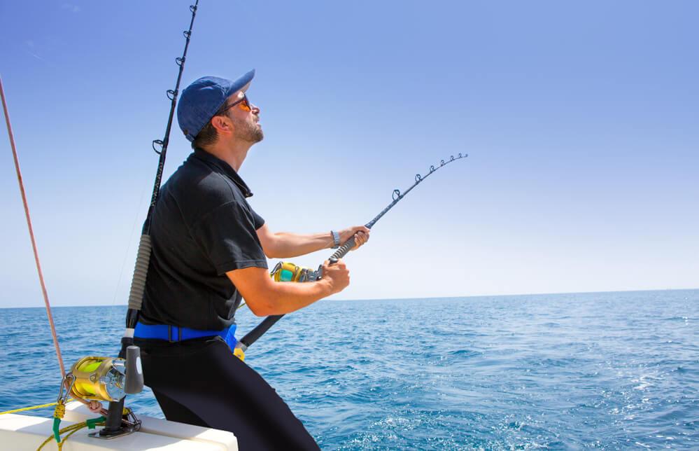 melhorar o arremesso na pescaria