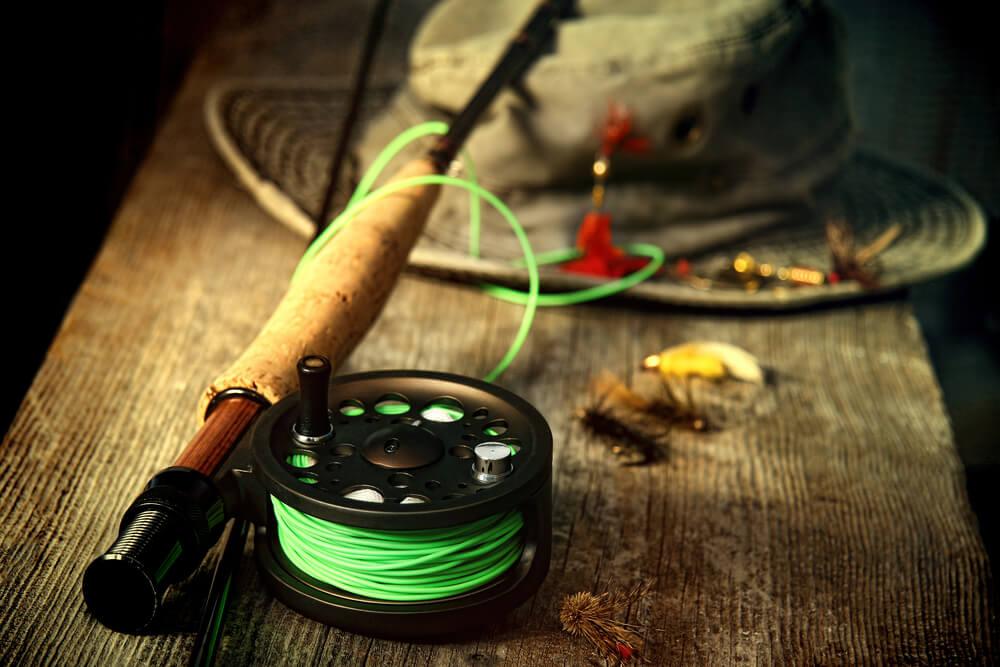 como escolher vara de pesca