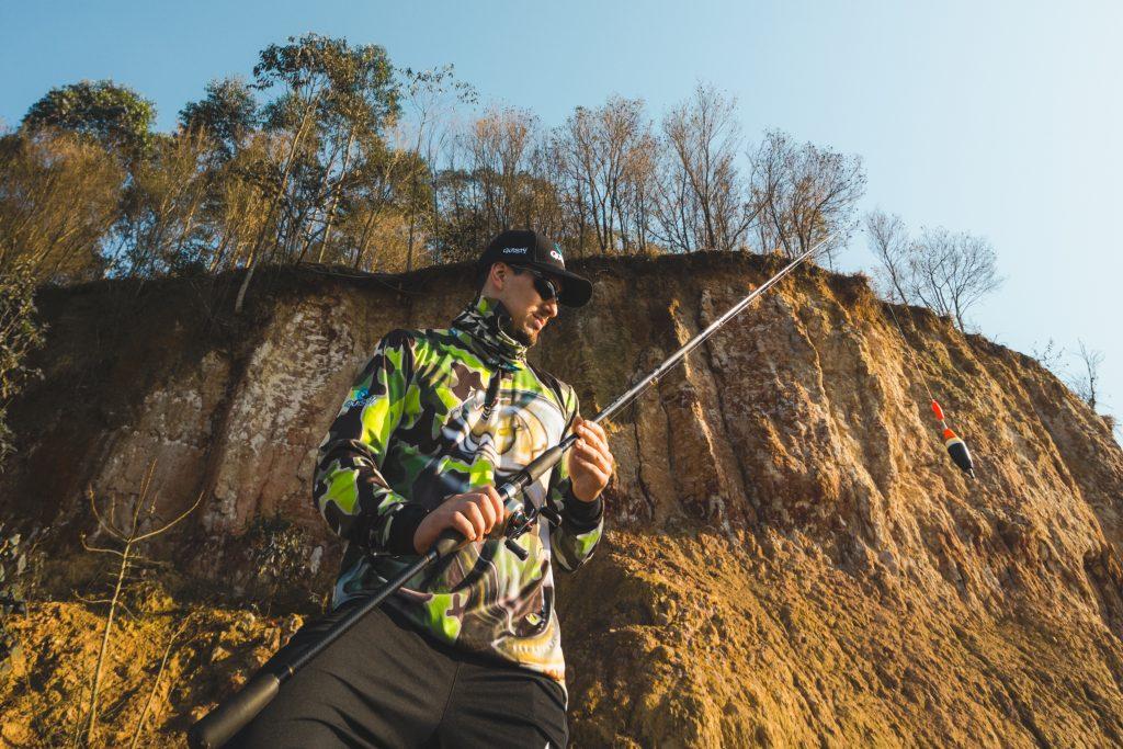 pescar xaréu