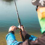 pesca em água salgada