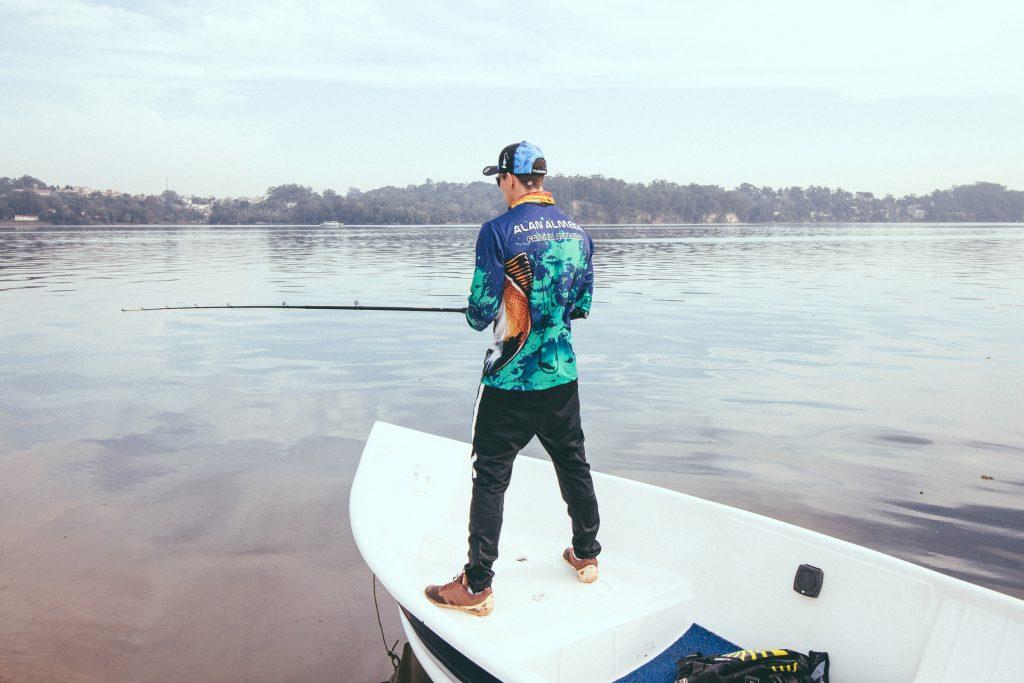 como pescar tambaqui