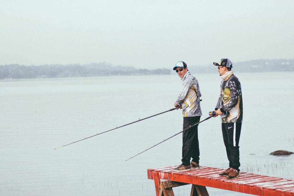 como pescar piau
