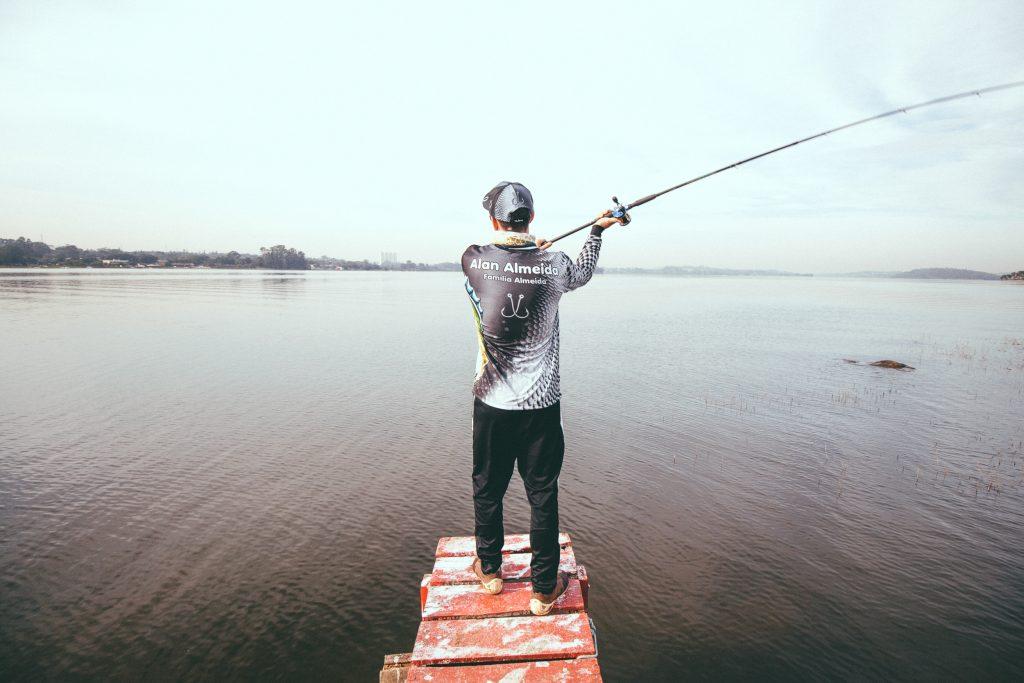 como pescar curimba