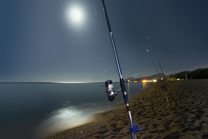 lua boa para pesca