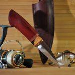 canivete para pesca