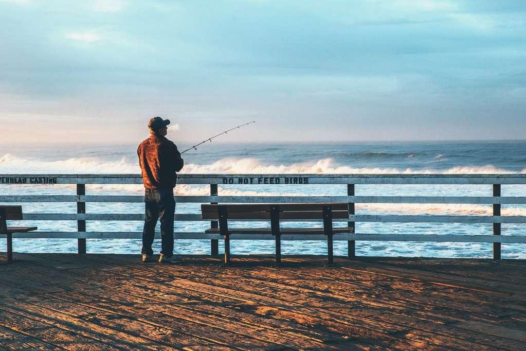 benefícios da pescaria amadora