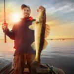 prática da pesca esportiva