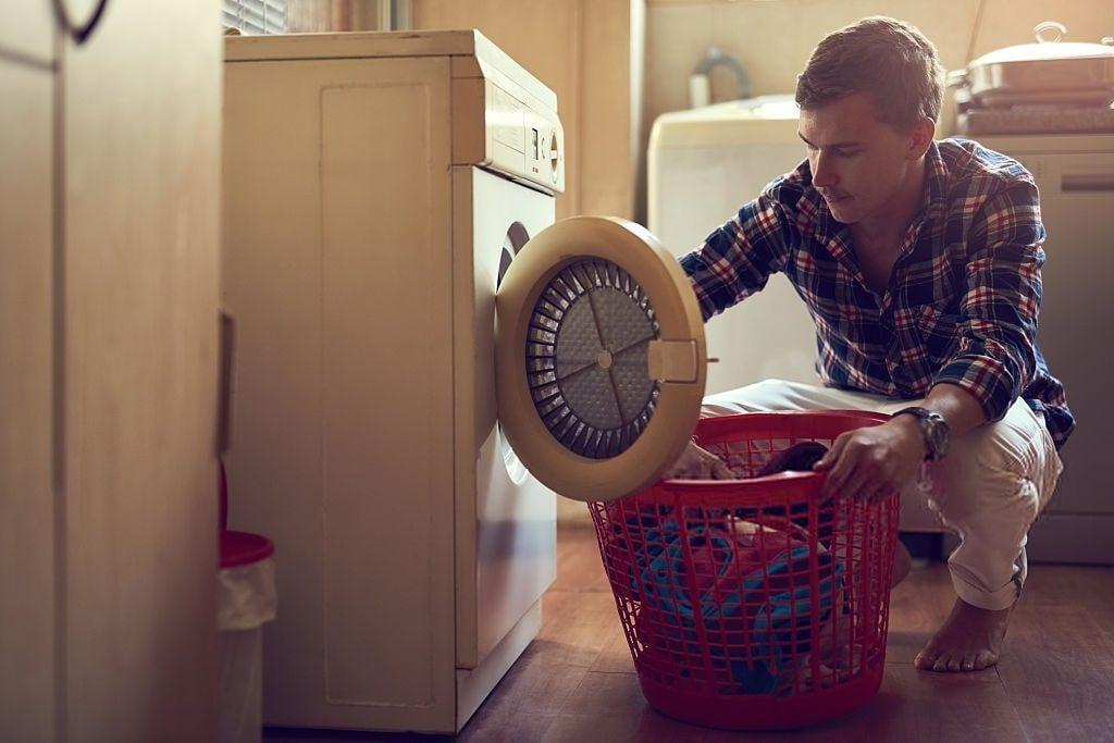como lavar roupa com proteção uv