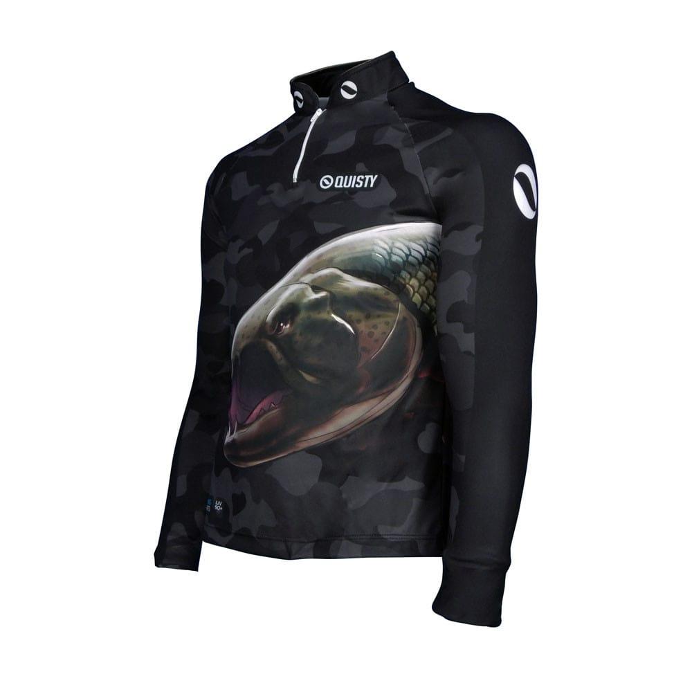 modelos de camisa de pesca black premium