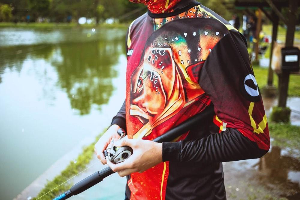 modelos de camisa de pesca