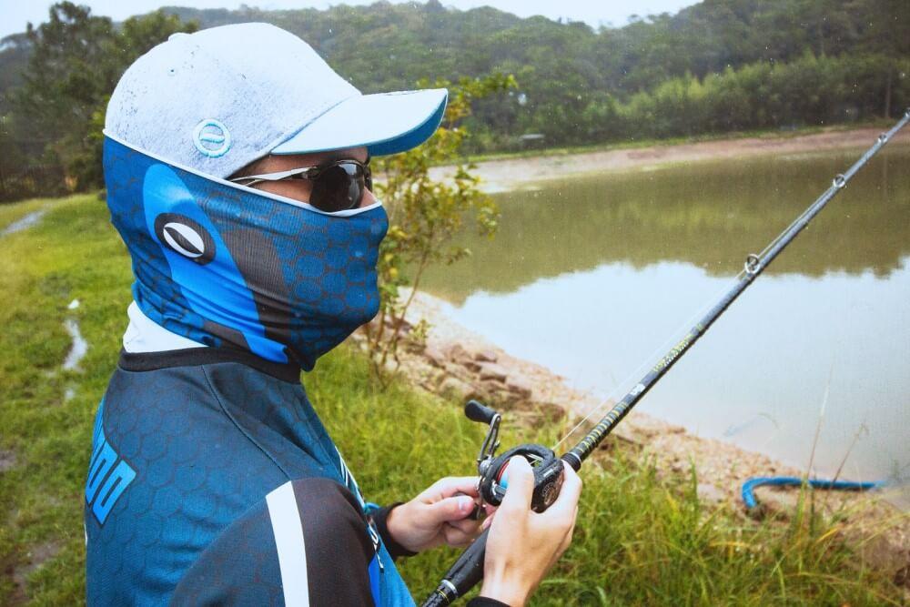 dicas para pescar em pesqueiro tome cuidado com acidentes