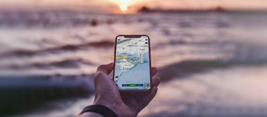 aplicativo para pesca navionics