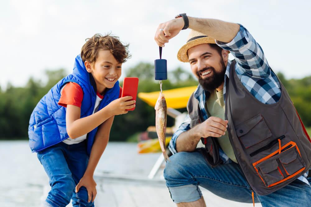 aplicativo para pesca