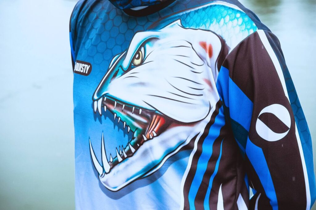 kit camisa de pesca camisa de pesca