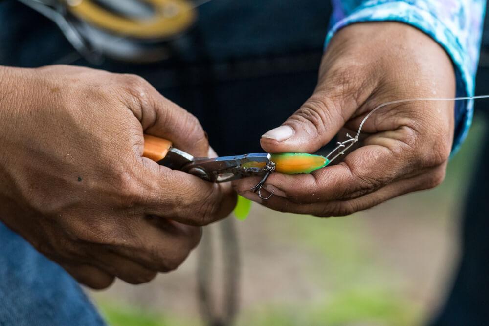 alicate para pesca importância de usar o alicate certo na pesca