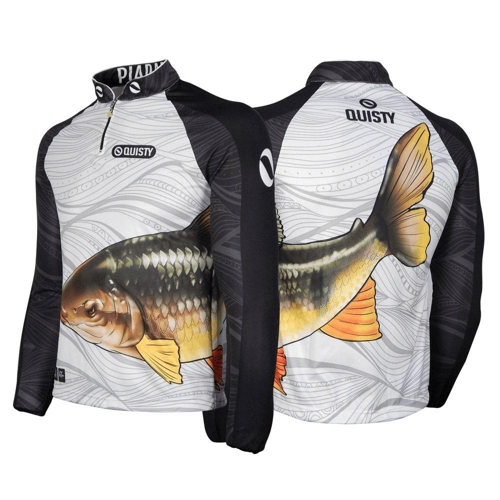 camisa de pesca plus size Camisa Pro Elite Piapara