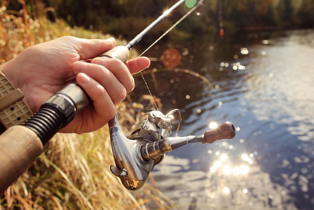 o que é pesca ultralight
