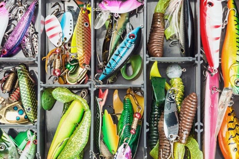 pesca no mangue iscas artificiais