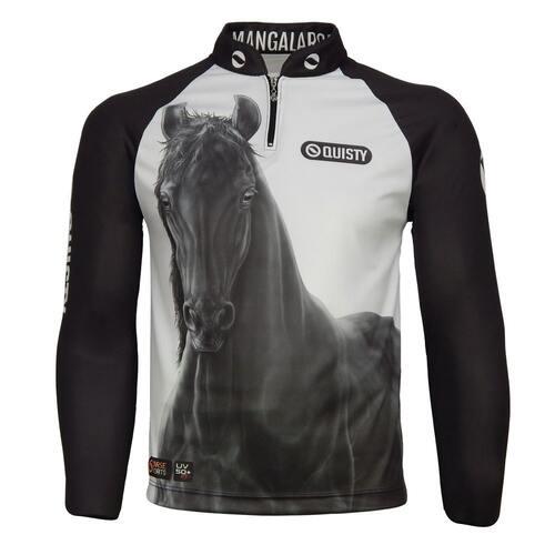 camisa cavalo Camisa Pro Elite Mangalarga Marchador