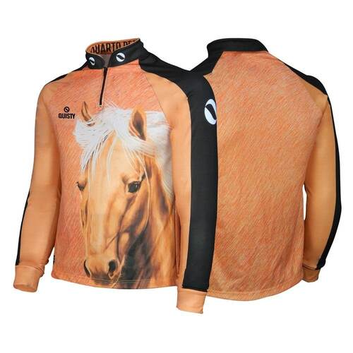 camisa cavalo Camisa Pro Elite Quarto de Milha