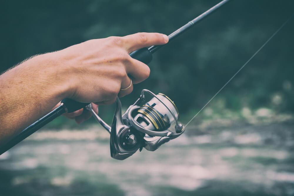 como pescar com molinete como pescar com molinete